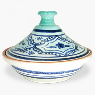 Hand-Painted Tagines
