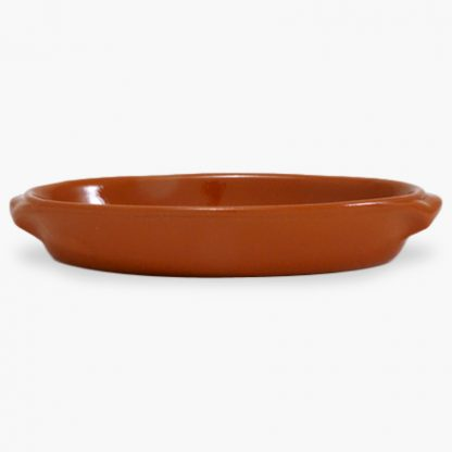 "9¼"" x 3½"" Oval Baker - Spanish Terra Cotta"