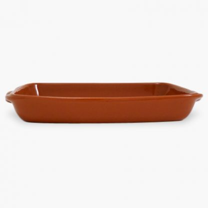 "14"" x 9½"" Rectangular Baker - Spanish Terra Cotta"