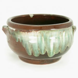 Bram 1¾ quart Deep Round Open Casserole - Drip Glaze