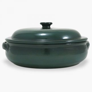 Bram 5 quart Rondeau - Green