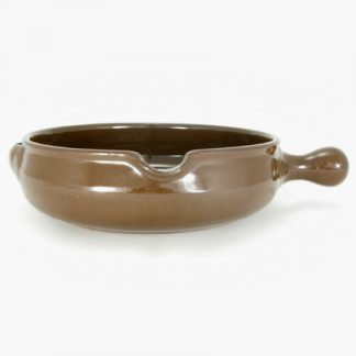 Bram 2 quart Skillet - Mocha Brown