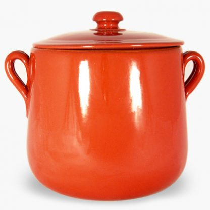 Vulcania 7½ quart Soup/Stew Pot - Red