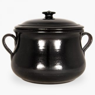 Bram 3½ quart Soup/Stew Pot - Midnight Blue