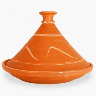 Bram 1 quart Tagine - Swirls Design