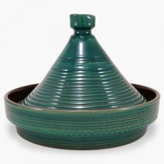Bram 1¾ quart Tagine - Blue Green
