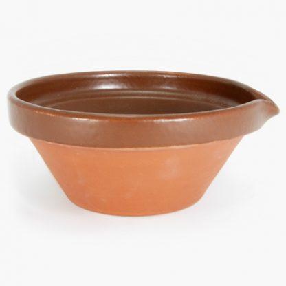 Bram 3 cup Tian - Matte Semisweet Brown