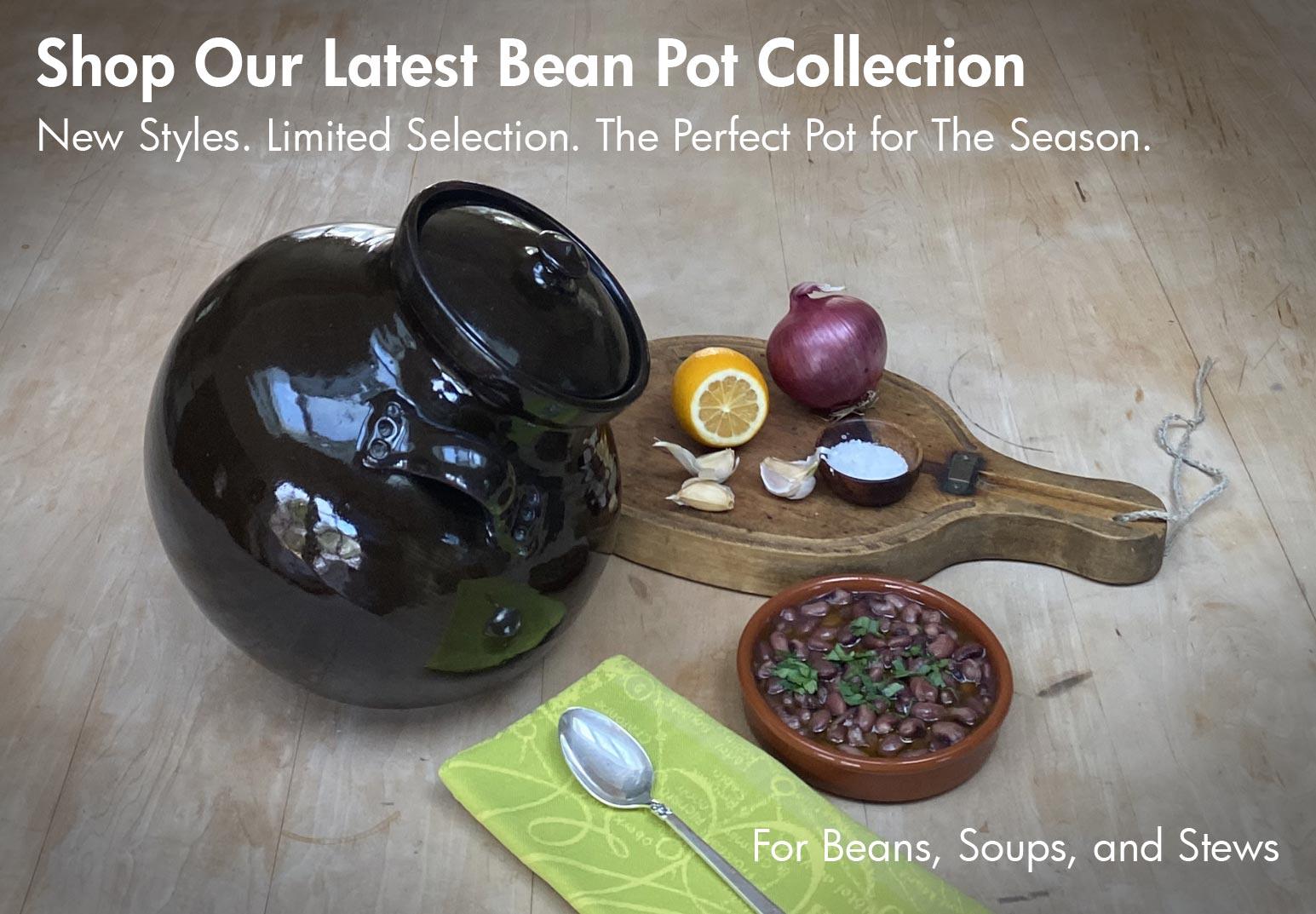 Shop Our Latest Bean Pot Collection