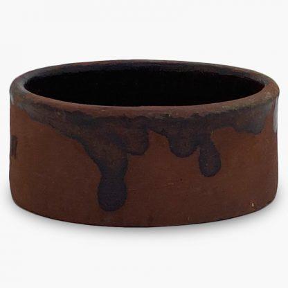 2½ cup Bram - Terra Cotta, Glazed Inside